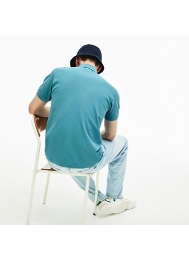 Lacoste Erkek Polo Tişört L1212.S6T Mavi